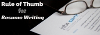 10 Rules to follow when Writing a Cover Letter
